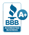 Logo BBB A+ Rating
