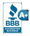 Logo BBB A+ Rating