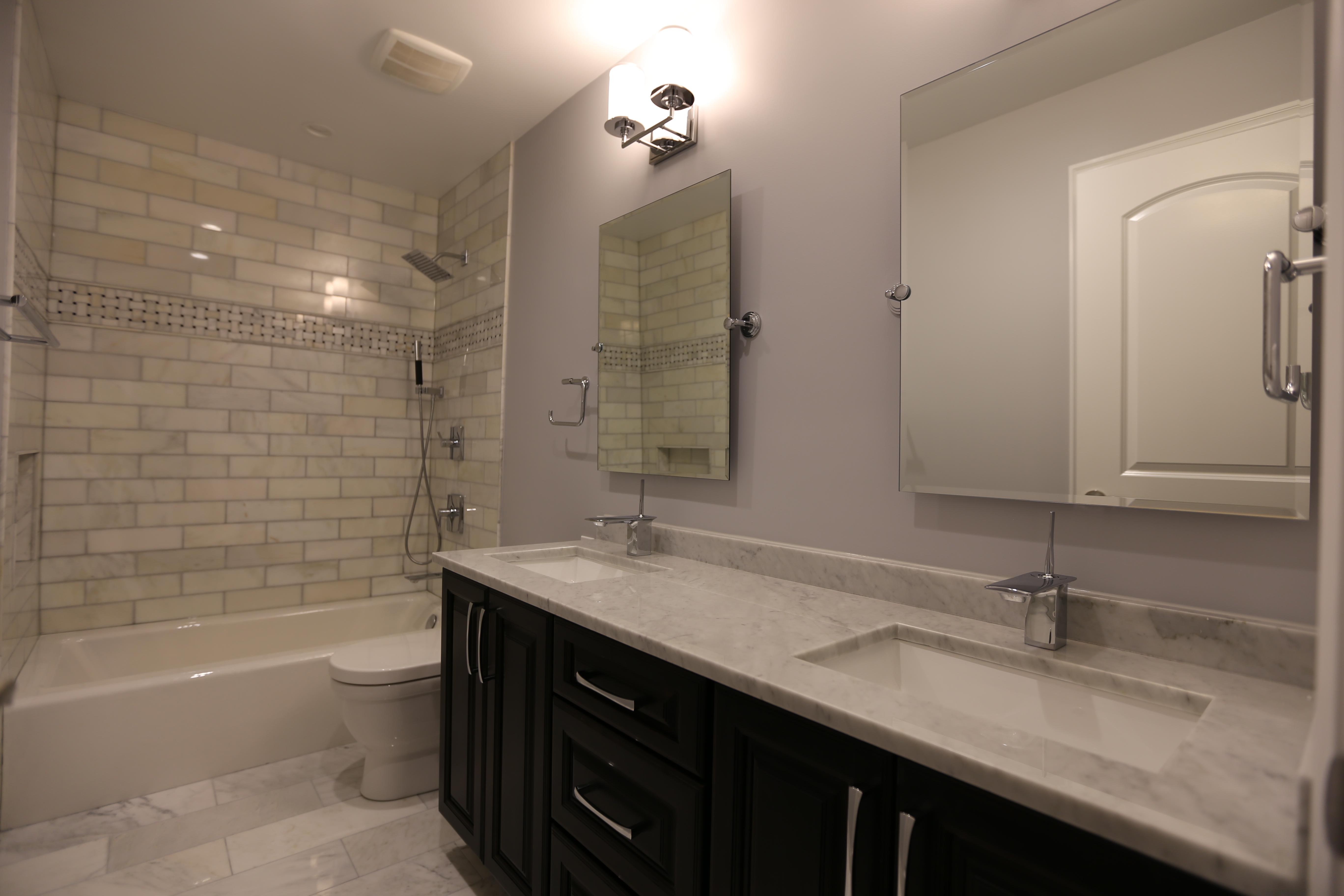 Glenview Contemporary Bathroom Chicago S Local