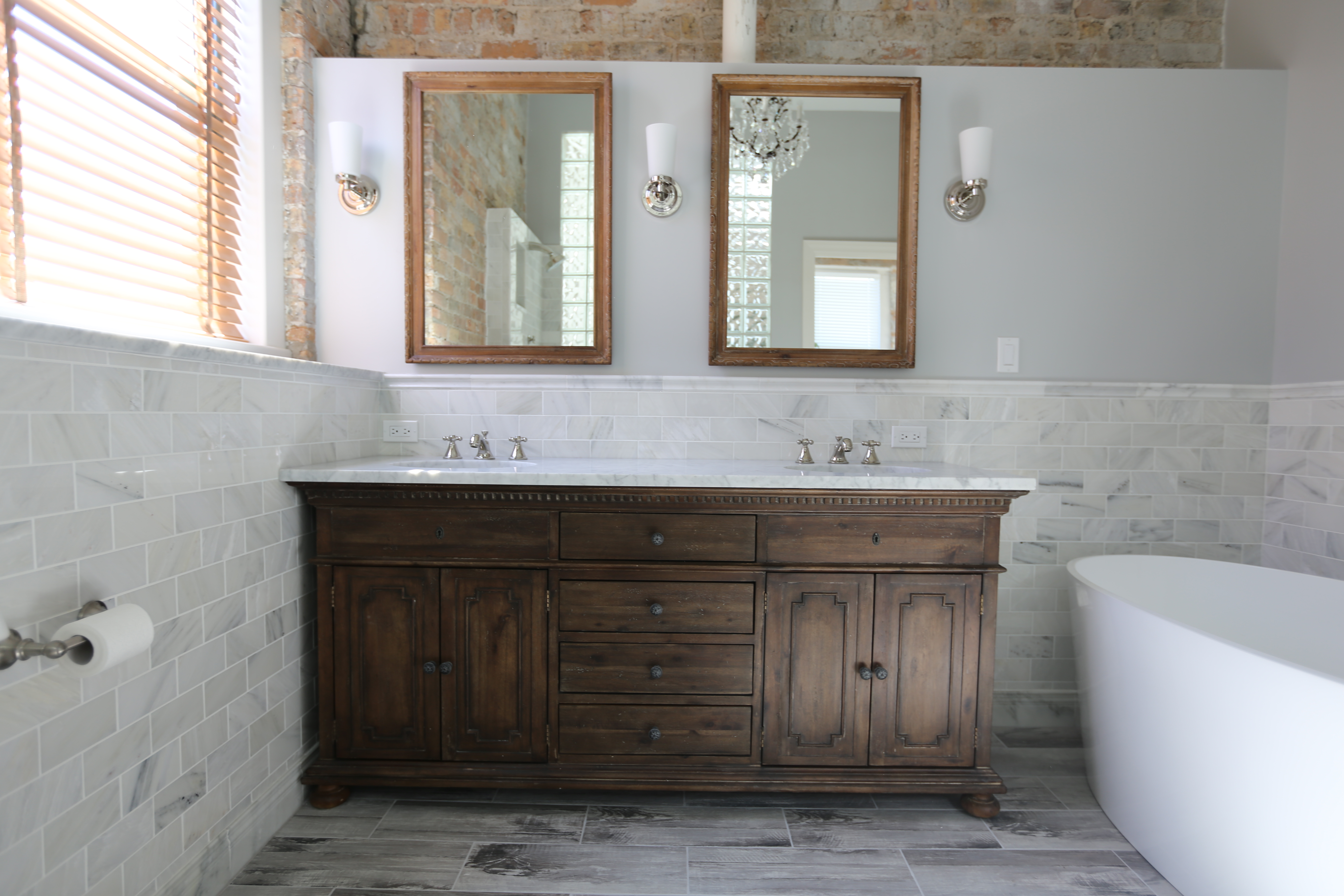 bathroom cabinets – chicago's local remodeling experts