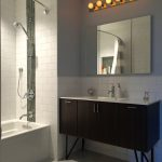 South Loop Condo Bathroom
