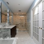 Wilmette Master Bathroom