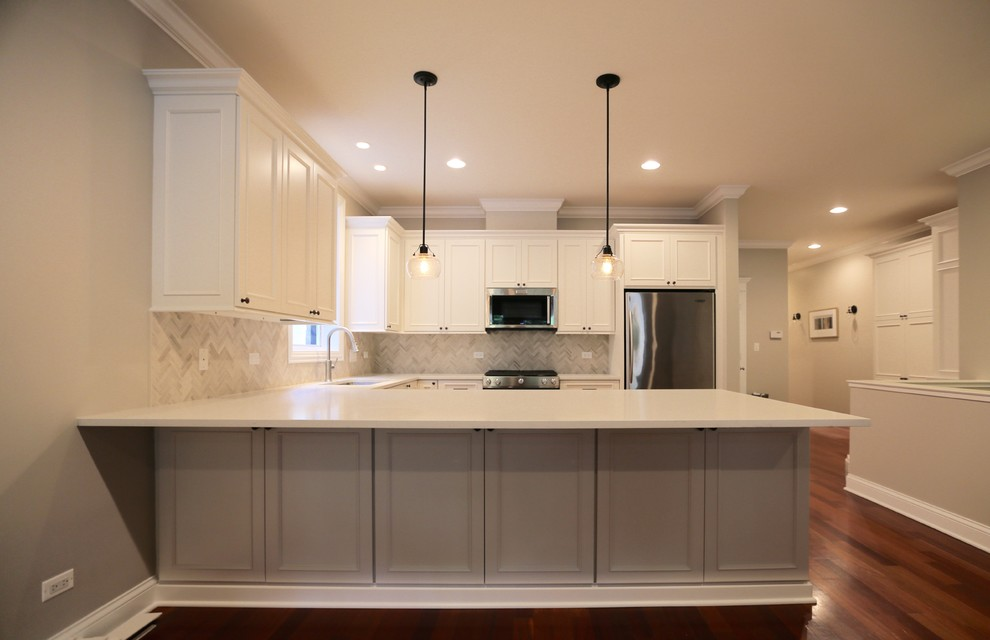 Kitchen chicago 39 s local remodeling experts for Local kitchen remodeling
